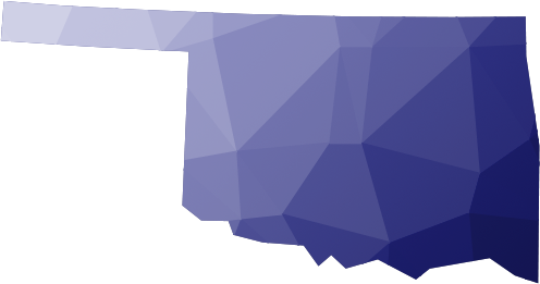 State of Oklahoma shape